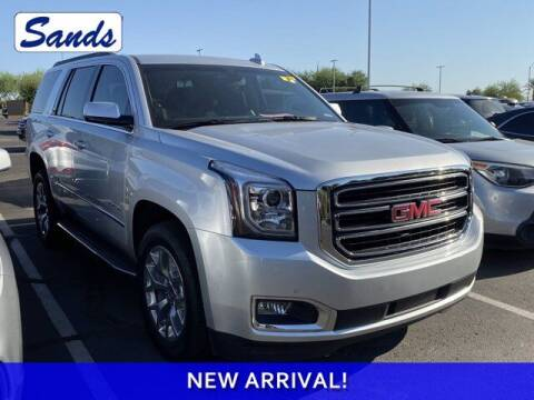 2019 GMC Yukon for sale at Sands Chevrolet in Surprise AZ