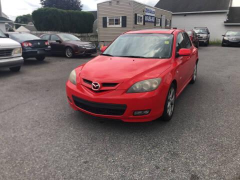 2007 Mazda MAZDA3 for sale at 25TH STREET AUTO SALES in Easton PA