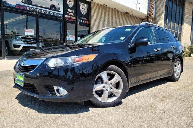 2012 Acura TSX Sport Wagon for sale in Montclair, CA