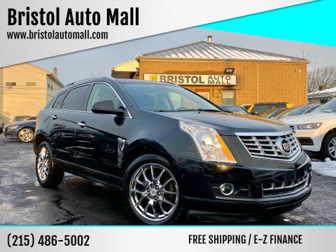 2013 Cadillac SRX for sale at Bristol Auto Mall in Levittown PA