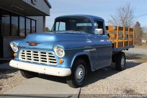 1955 Chevrolet Model 3609 for sale at Corvette Mike New England in Carver MA