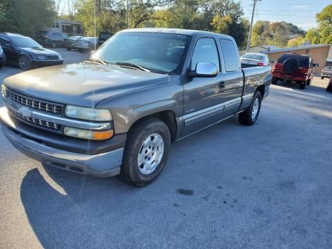 1999 Chevrolet Silverado 1500 for sale at DISCOUNT AUTO SALES in Johnson City TN