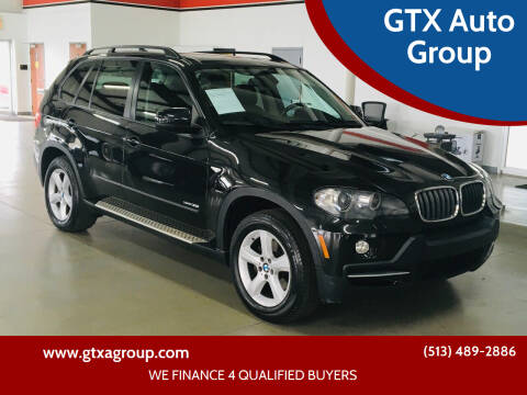 2009 BMW X5 for sale at GTX Auto Group in West Chester OH