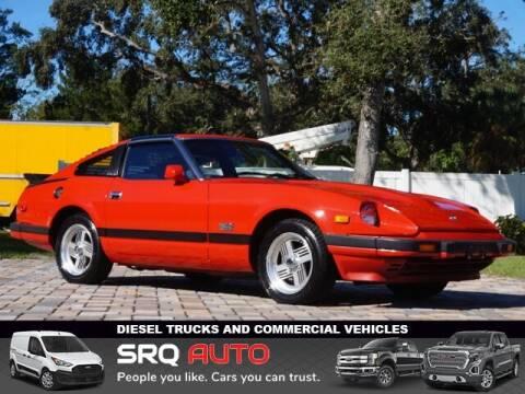 1982 Datsun 280ZX for sale at SRQ Auto LLC in Bradenton FL