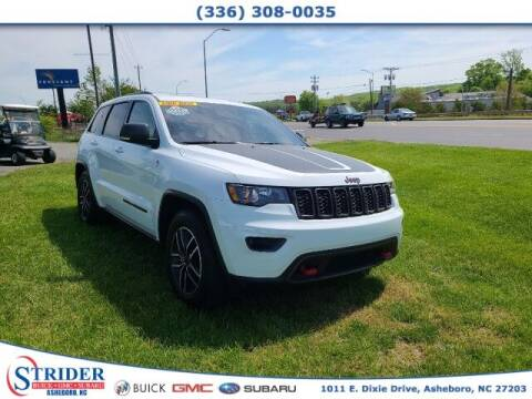 2020 Jeep Grand Cherokee for sale at STRIDER BUICK GMC SUBARU in Asheboro NC