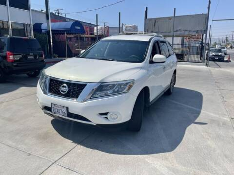 2013 Nissan Pathfinder for sale at Hunter's Auto Inc in North Hollywood CA