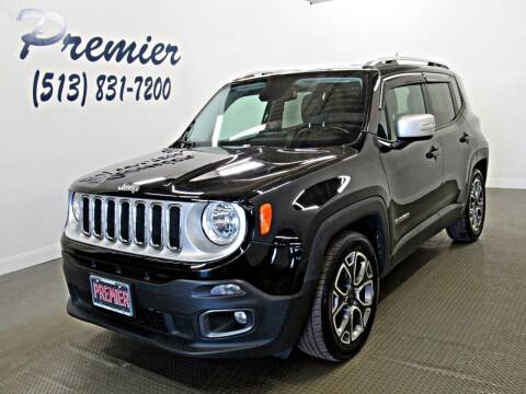 2017 Jeep Renegade for sale at Premier Automotive Group in Milford OH