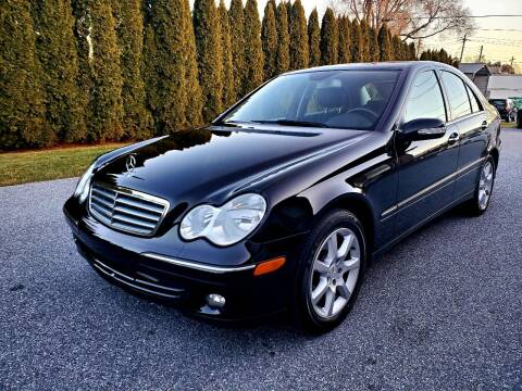 2007 Mercedes-Benz C-Class for sale at Kingdom Autohaus LLC in Landisville PA