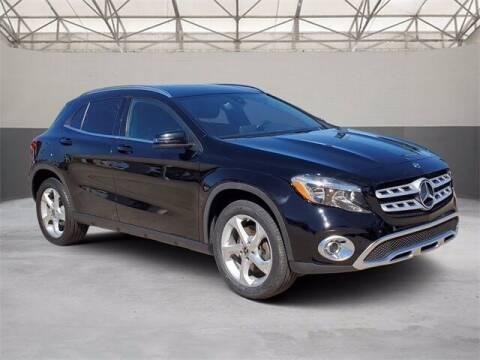 2018 Mercedes-Benz GLA for sale at Gregg Orr Pre-Owned Shreveport in Shreveport LA