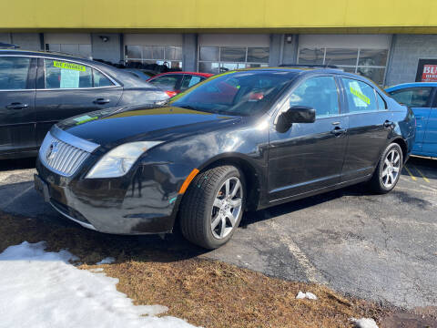 2010 Mercury Milan for sale at McNamara Auto Sales - Kenneth Road Lot in York PA