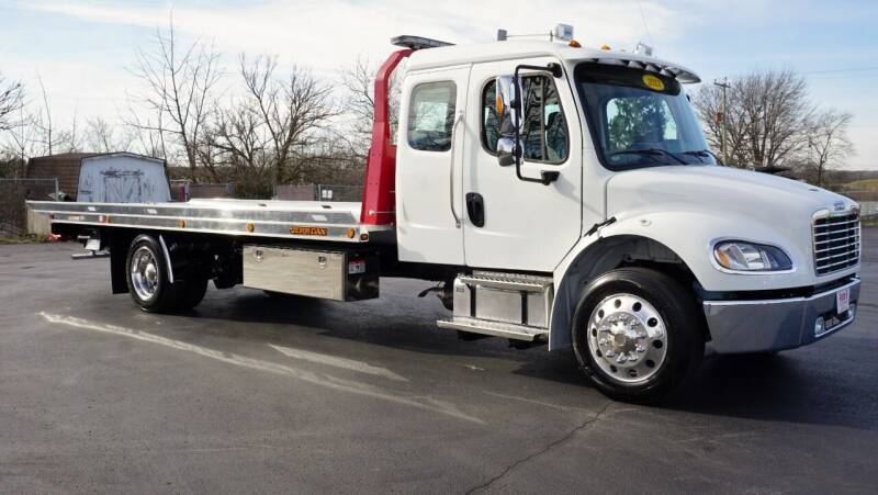 2021 Freightliner M2 Ext. Cab for sale at Ricks Auto Sales, Inc. in Kenton OH