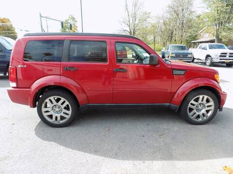 2011 Dodge Nitro for sale at SUMMIT TRUCK & AUTO INC in Akron NY