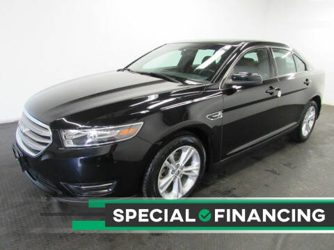 2016 Ford Taurus for sale at Automotive Connection in Fairfield OH