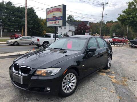 2009 BMW 3 Series for sale at Beachside Motors, Inc. in Ludlow MA