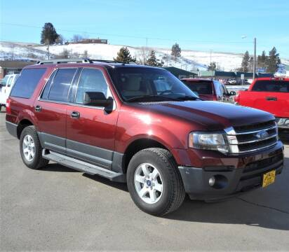 2015 Ford Expedition for sale at Central City Auto West in Lewistown MT