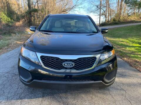 2011 Kia Sorento for sale at Speed Auto Mall in Greensboro NC