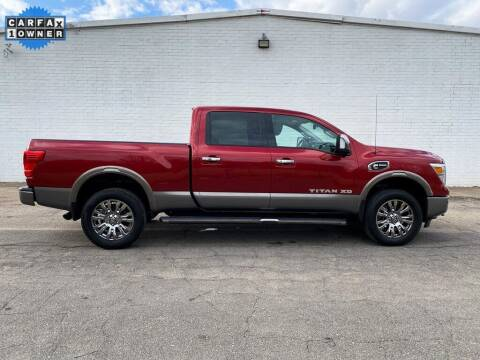 2018 Nissan Titan XD for sale at Smart Chevrolet in Madison NC