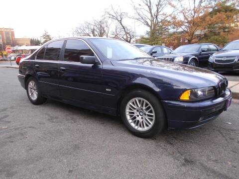 2003 BMW 5 Series for sale at H & R Auto in Arlington VA