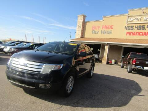 2008 Ford Edge for sale at Import Motors in Bethany OK