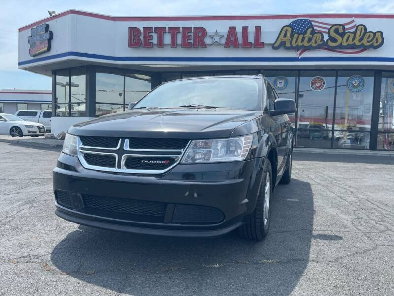 2013 Dodge Journey for sale at Better All Auto Sales in Yakima WA