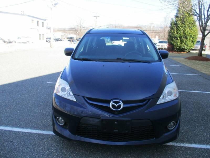 2010 Mazda MAZDA5 for sale at Route 16 Auto Brokers in Woburn MA