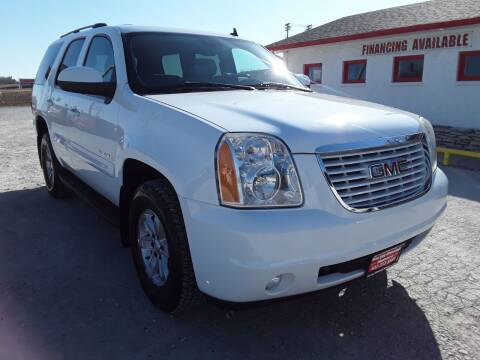 2007 GMC Yukon for sale at Sarpy County Motors in Springfield NE