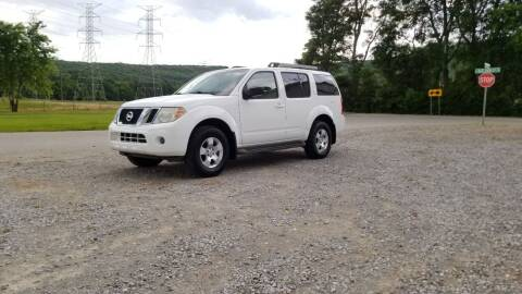 2010 Nissan Pathfinder for sale at Tennessee Valley Wholesale Autos LLC in Huntsville AL