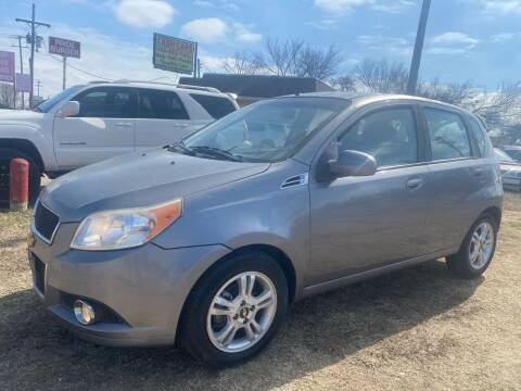 2011 Chevrolet Aveo for sale at Texas Select Autos LLC in Mckinney TX
