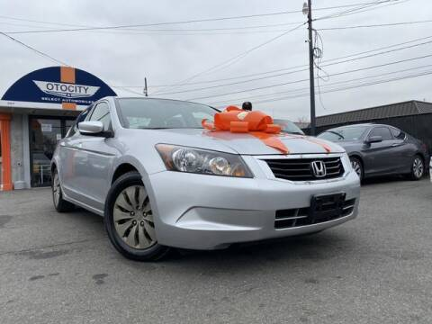 2009 Honda Accord for sale at OTOCITY in Totowa NJ