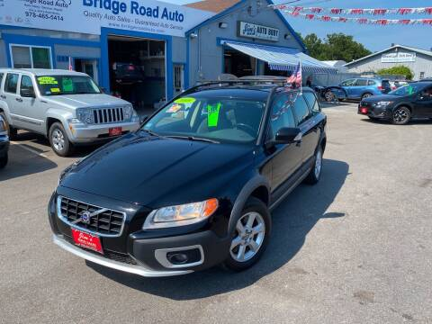 2008 Volvo XC70 for sale at Bridge Road Auto in Salisbury MA