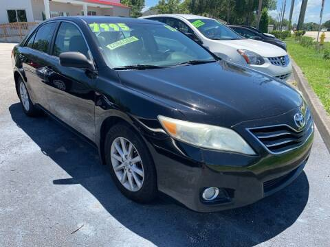 2011 Toyota Camry for sale at The Car Connection Inc. in Palm Bay FL