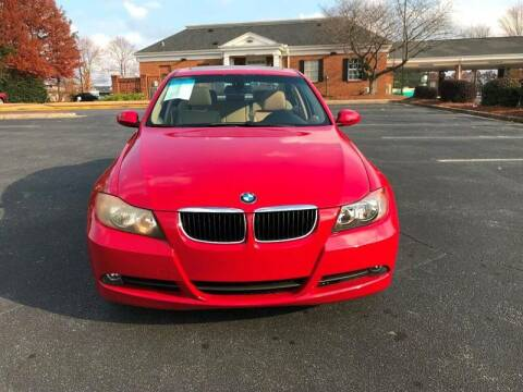 2007 BMW 3 Series for sale at SMZ Auto Import in Roswell GA