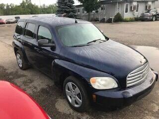 2011 Chevrolet HHR for sale at WELLER BUDGET LOT in Grand Rapids MI