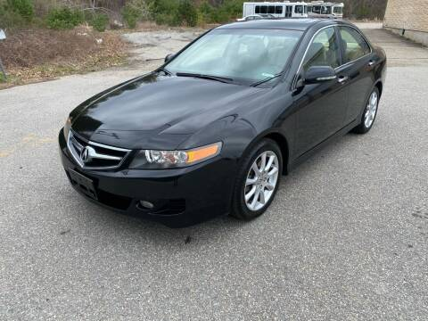 2006 Acura TSX for sale at Cars R Us Of Kingston in Kingston NH