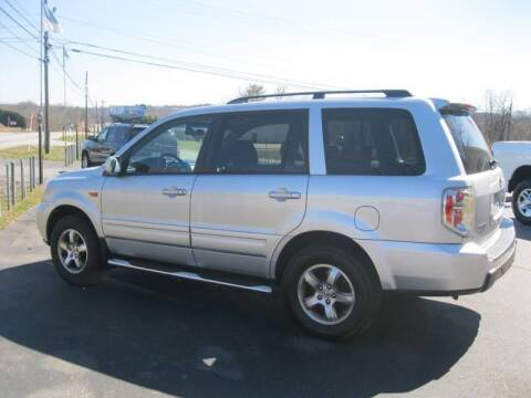 2007 Honda Pilot for sale at Catawba Valley Motors in Hickory NC