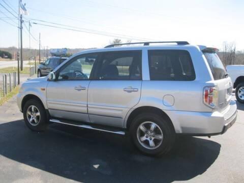 2007 Honda Pilot for sale at Catawba Valley Motors in Hickory NC