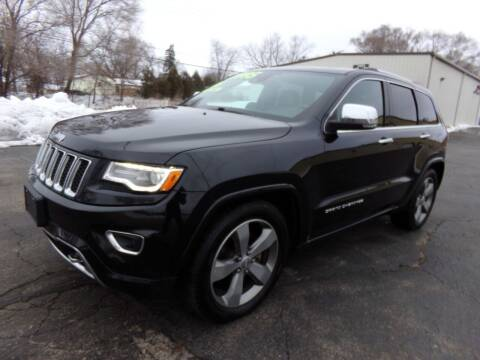 2016 Jeep Grand Cherokee for sale at Rose Auto Sales & Motorsports Inc in McHenry IL