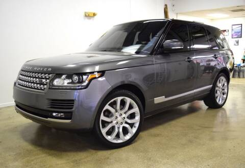 2015 Land Rover Range Rover for sale at Thoroughbred Motors in Wellington FL