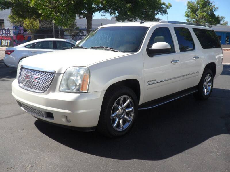 2010 GMC Yukon XL for sale at T & S Auto Brokers in Colorado Springs CO