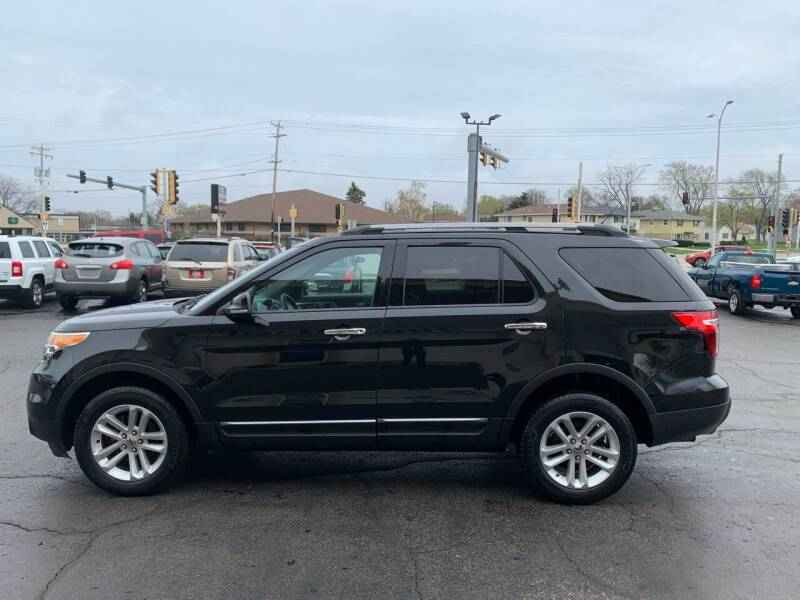 2011 Ford Explorer for sale at Autoplex 2 in Milwaukee WI