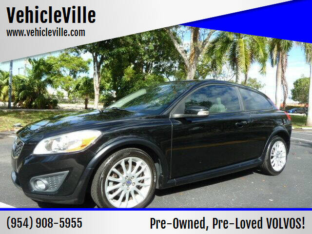 2012 Volvo C30 for sale at VehicleVille in Fort Lauderdale FL