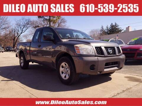 2006 Nissan Titan for sale at Dileo Auto Sales in Norristown PA