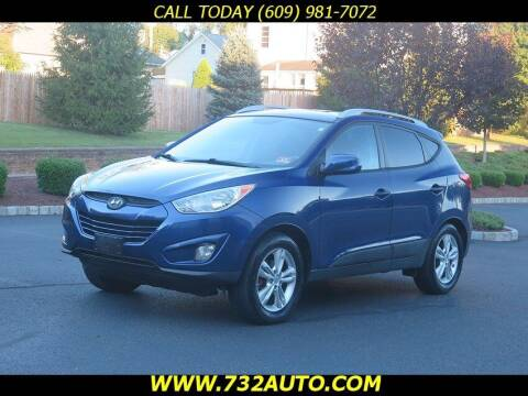 2011 Hyundai Tucson for sale at Absolute Auto Solutions in Hamilton NJ
