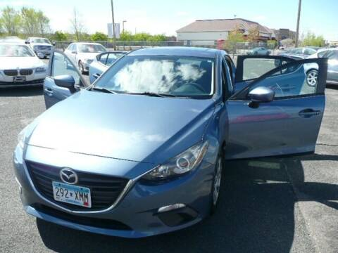 2014 Mazda MAZDA3 for sale at Prospect Auto Sales in Osseo MN