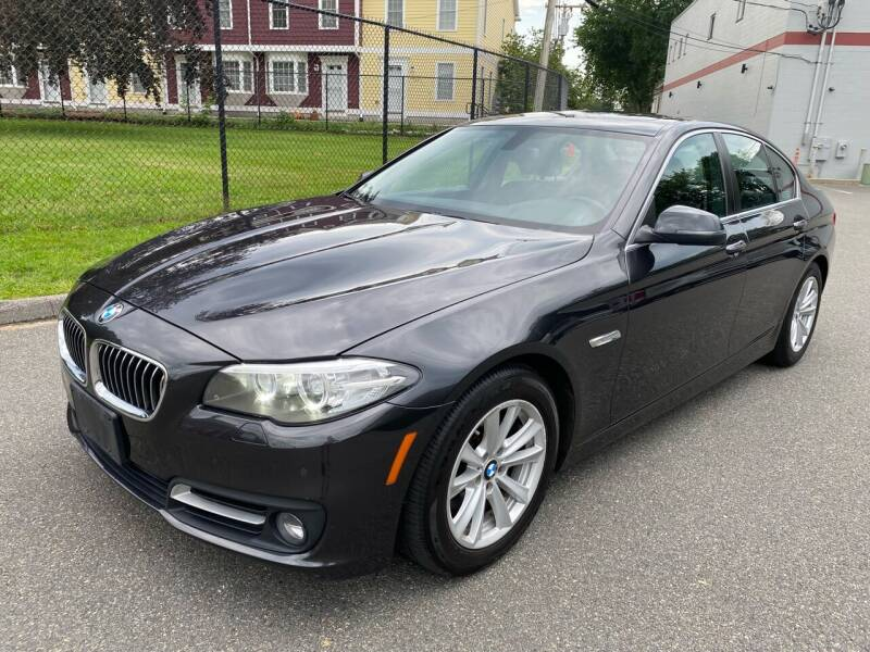 2015 BMW 5 Series for sale at Broadway Motoring Inc. in Arlington MA