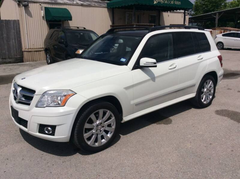2011 Mercedes-Benz GLK for sale at OASIS PARK & SELL in Spring TX