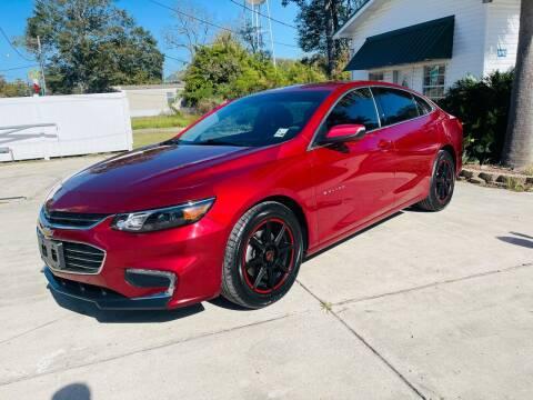 2018 Chevrolet Malibu for sale at Southeast Auto Inc in Walker LA