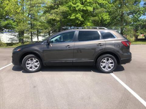 2015 Mazda CX-9 for sale at St. Louis Used Cars in Ellisville MO