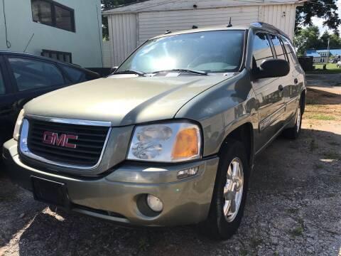2004 GMC Envoy XUV for sale at CARS PLUS MORE LLC in Cowan TN