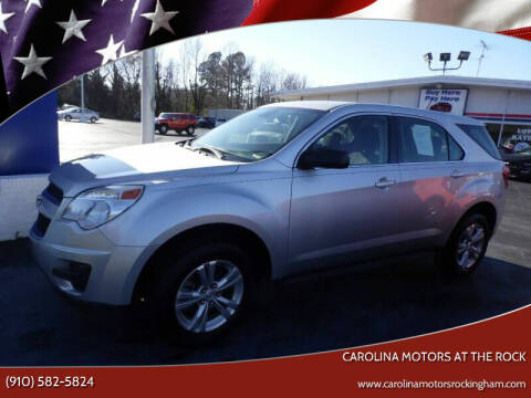 2015 Chevrolet Equinox for sale at Carolina Motors at the Rock - Carolina Motors-Thomasville in Thomasville NC
